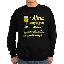 Wine lean Jumper Sweater