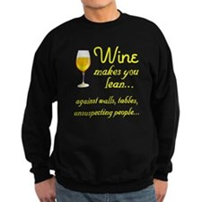 Wine lean Sweatshirt