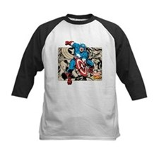 Captain America Retro Tee