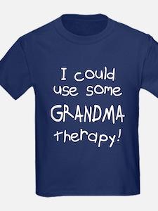 Grandma Therapy T-Shirt