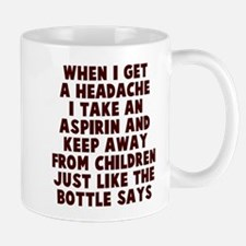 Headache Mugs