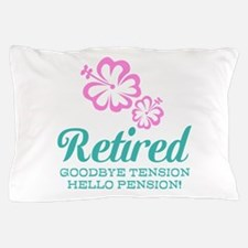 Funny retirement Pillow Case