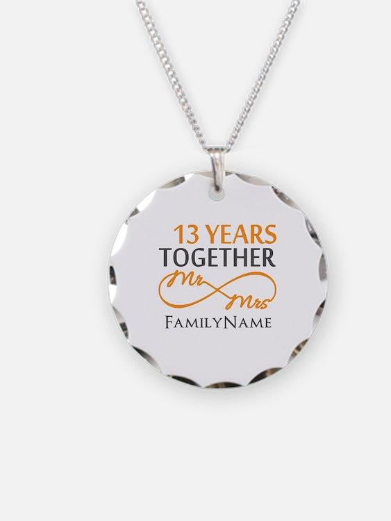 13 Year Wedding Gift: 13Th Wedding Anniversary 13th Wedding Anniversary Jewelry