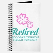 Funny retirement Journal