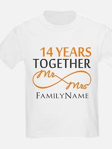 14th anniversary T-Shirt
