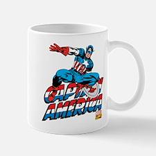 Captain America Logo Mug