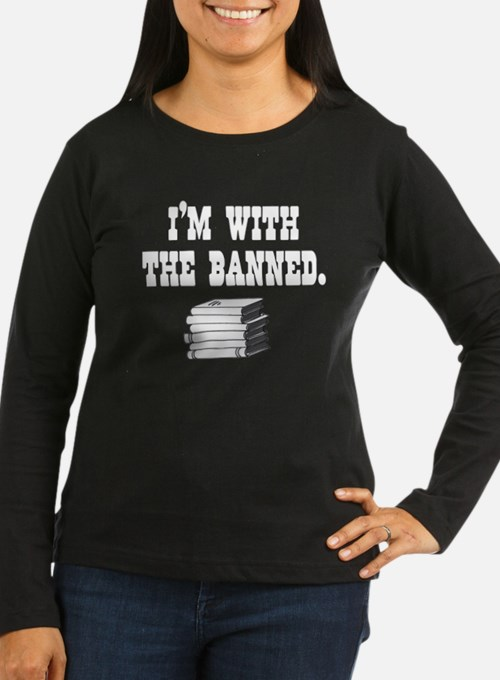 I'm With the Banned T-Shirt