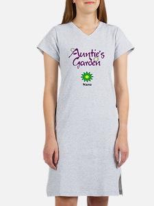 Aunties Garden 1 Women's Nightshirt