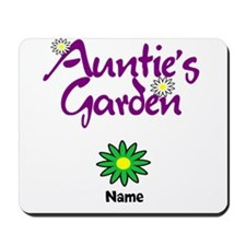 Aunties Garden 1 Mousepad