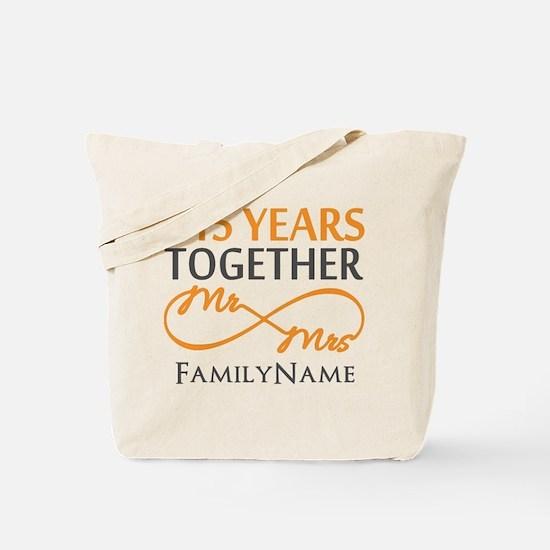 15th anniversary Tote Bag