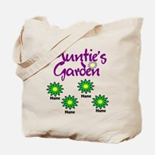 Aunties Garden 4 Tote Bag