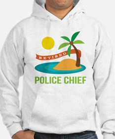 Retired Police chief Hoodie