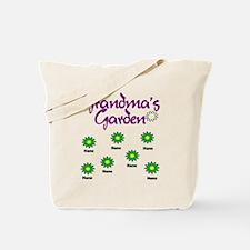 Grandmas Garden 7 Tote Bag