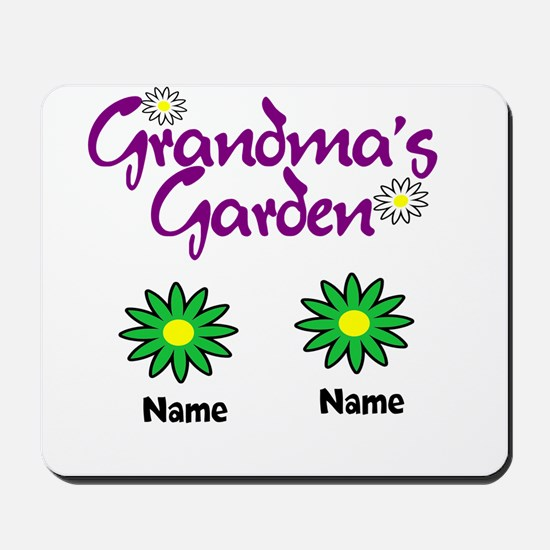 Grandmas Garden 2 Mousepad