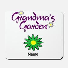 Grandmas Garden 1 Mousepad