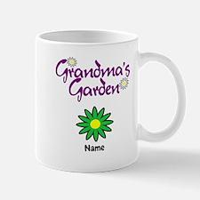 Grandmas Garden 1 Mugs