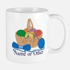 Personalized Knitting Mugs