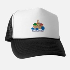 Personalized Knitting Trucker Hat