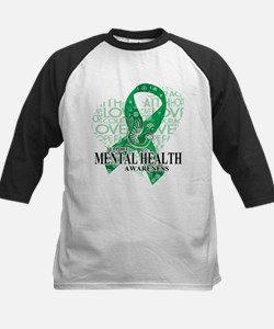 Mental Health Love Hope Bird Tee