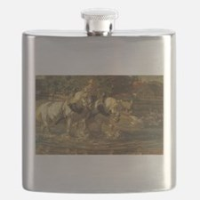 Time for a Dip Flask