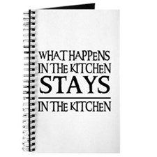 STAYS IN THE KITCHEN Journal