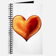 Heart of Love Journal