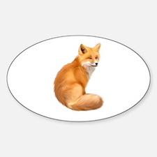 animals fox Decal