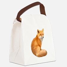 animals fox Canvas Lunch Bag