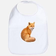 animals fox Bib