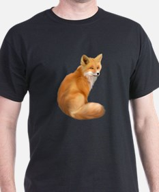 animals fox T-Shirt