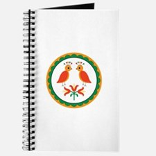 Double Distlefink Journal
