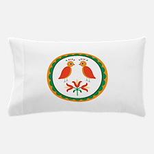 Double Distlefink Pillow Case