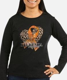 Leukemia Love Hop T-Shirt