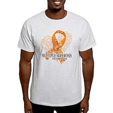 MS Love Hope Bird T-Shirt