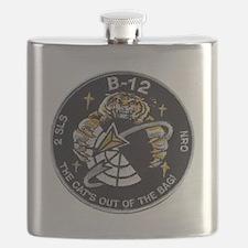 NROL-9 Misty Flask