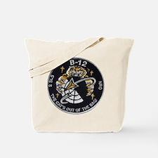 NROL-9 Misty Tote Bag
