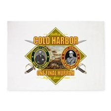 Cold Harbor (battle)1.png 5'x7'Area Rug
