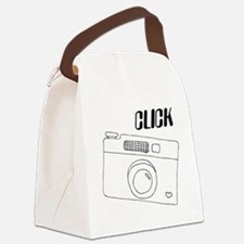 Click Canvas Lunch Bag