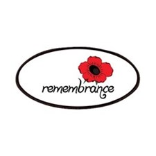 Remembrance Patches