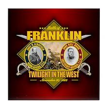 Franklin (battle)1.png Tile Coaster