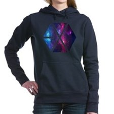 Cute Kpop Women's Hooded Sweatshirt