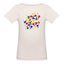 Colorful splatters T-Shirt