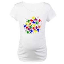 Colorful splatters Shirt