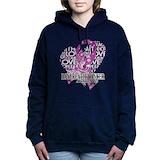 Pancreatic cancer Women's Sweatshirts and Hoodies
