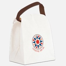 Goodwill For All Canvas Lunch Bag