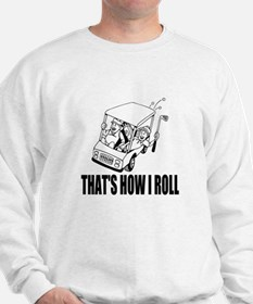 Funny Golf Quote Jumper