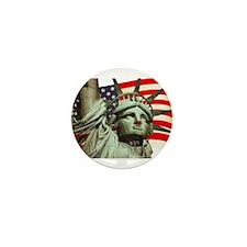 Liberty U.S.A. Mini Button