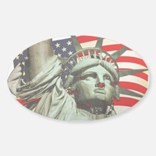 Liberty U.S.A. Decal