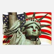 Liberty U.S.A. Postcards (Package of 8)