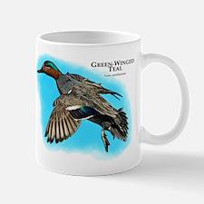 Green-Winged Teal Mug